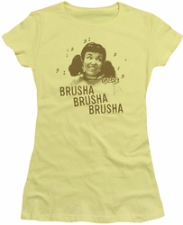 Grease juniors t-shirt Brush banana