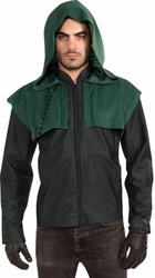 Green Arrow Deluxe adult costume from Arrow on CW