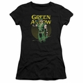 Green Arrow juniors t-shirt Pull black