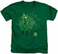 Green Arrow kids t-shirt Target kelly green