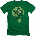 Green Arrow slim-fit t-shirt Aim mens kelly green