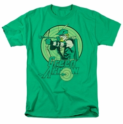 Green Arrow t-shirt Aim mens
