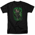 Green Arrow t-shirt In My Sight mens black