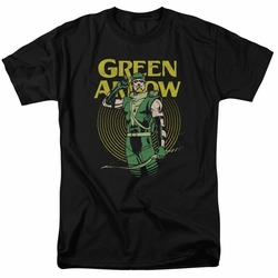 Green Arrow t-shirt Pull mens black