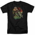 Green Arrow t-shirt Sunset Archer mens black