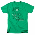 Green Arrow t-shirt The Emerald Archer mens