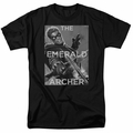 Green Arrow t-shirt Trigger mens black