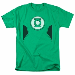 Green Lantern costume t-shirt mens