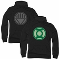 Green Lantern Hoodies