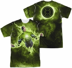 Green Lantern mens full sublimation t-shirt Inner Strength