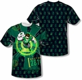 Green Lantern mens full sublimation t-shirt Sector 2814