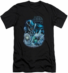 Green Lantern slim-fit t-shirt Blackhand mens black