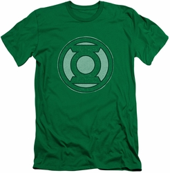 Green Lantern slim-fit t-shirt Hand Me Down mens kelly green