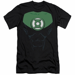 Green Lantern slim-fit t-shirt Jon Stewart mens black