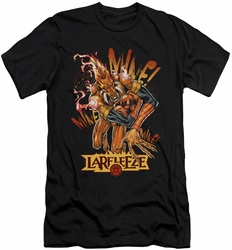 Green Lantern slim-fit t-shirt Larfleeze mens black
