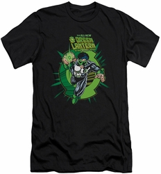 Green Lantern slim-fit t-shirt Rayner Cover mens black