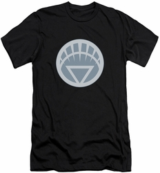 Green Lantern slim-fit t-shirt White Symbol mens black