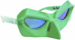 Green Lantern Sunstaches Sunglasses pre-order