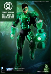 Green Lantern Super Alloy 1/6 scale figure