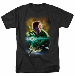 Green Lantern t-shirt Abin Sur mens black