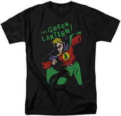Green Lantern t-shirt First mens black