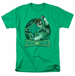 Green Lantern t-shirt In the Spotlight mens