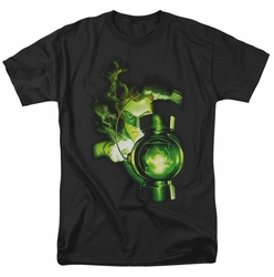 Green Lantern t-shirt Lantern Light mens black
