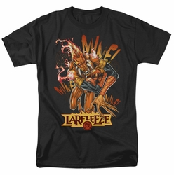 Green Lantern t-shirt Larfleeze mens black