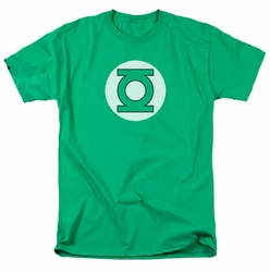 Green Lantern t-shirt Logo mens