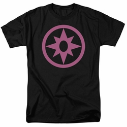 Green Lantern t-shirt Pink Emblem mens black