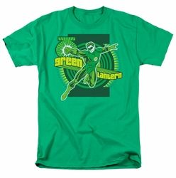 Green Lantern t-shirt Power mens