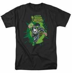 Green Lantern t-shirt Rayner Cover mens black