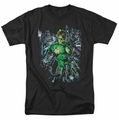 Green Lantern t-shirt Surrounded By Death mens black
