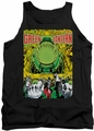 Green Lantern tank top #200 Cover mens black