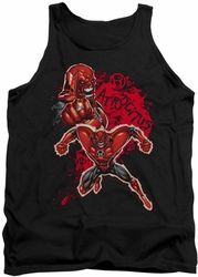 Green Lantern tank top Atrocitus mens black