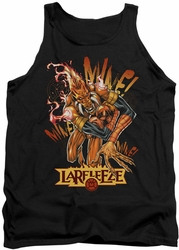 Green Lantern tank top Larfleeze mens black