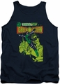 Green Lantern tank top Vintage Cover mens navy