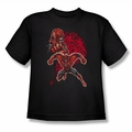 Green Lantern youth teen t-shirt Atrocitus black