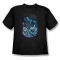 Green Lantern youth teen t-shirt Blackhand black