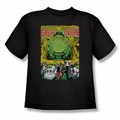 Green Lantern youth teen t-shirt Gl #200 Cover black