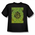 Green Lantern youth teen t-shirt Green Lantern Oath black