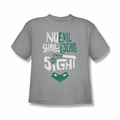 Green Lantern youth teen t-shirt My Sight silver