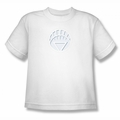 Green Lantern youth teen t-shirt White Lantern Logo white