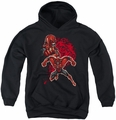 Green Lantern youth teen hoodie Atrocitus black
