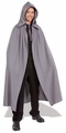 Grey Elven Cloak costume adult Standard Size The Lord of the Rings