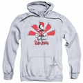 Grim Adventures Of Billy And Mandy pull-over hoodie Grim Adventures adult athletic heather