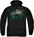 Grimm pull-over hoodie Storytime Is Over adult black