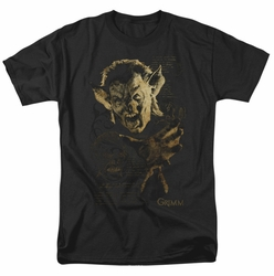 Grimm t-shirt Murcielago mens black