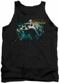Grimm tank top Storytime Is Over mens black