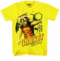 Guardians Of The Galaxy Bro Bandit Px Yellow T-Shirt pre-order